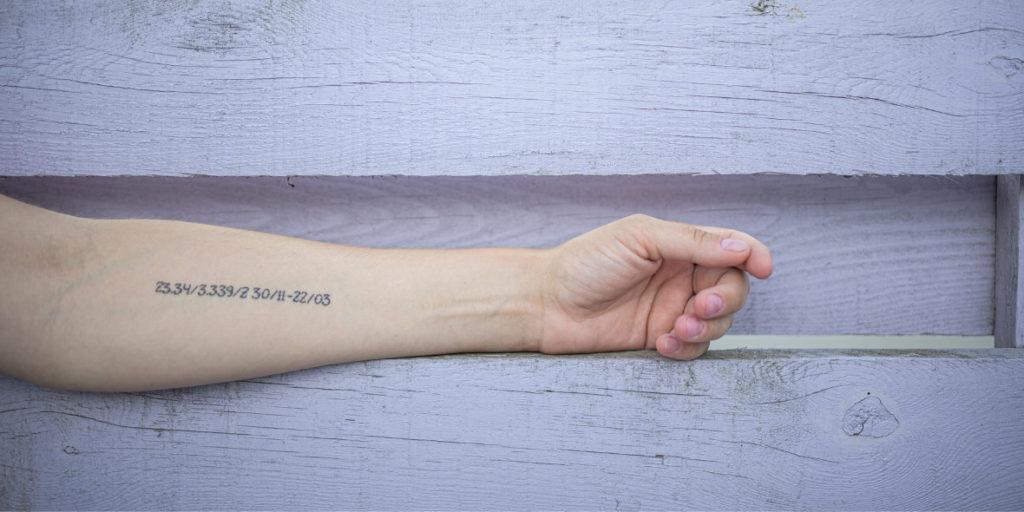 Svetlana's tattoo